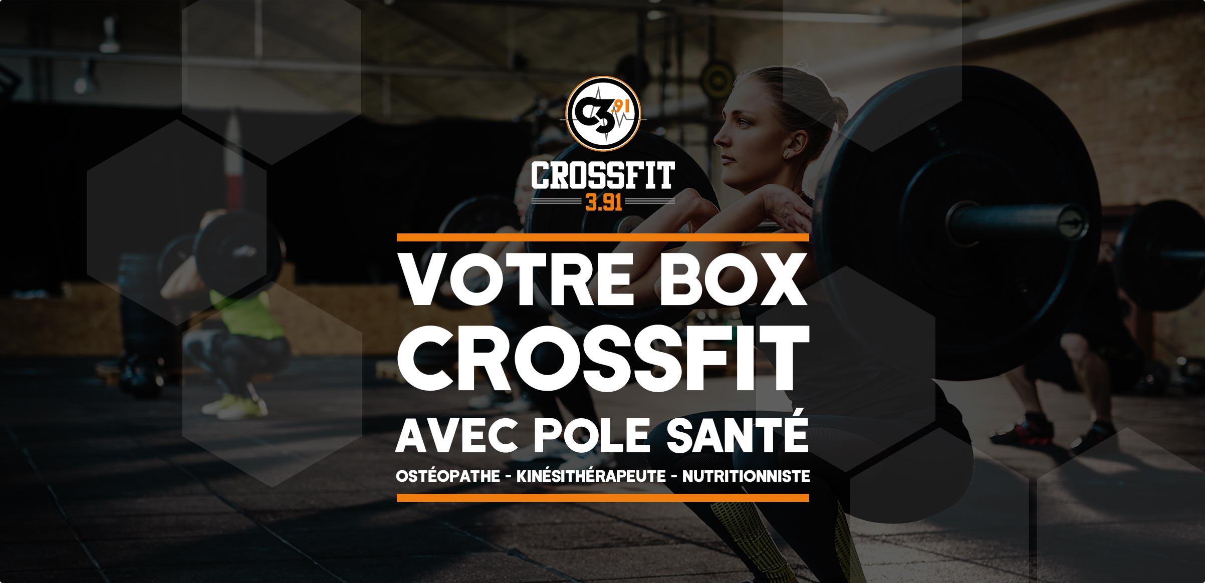 Crossfit 3.91 – Igny